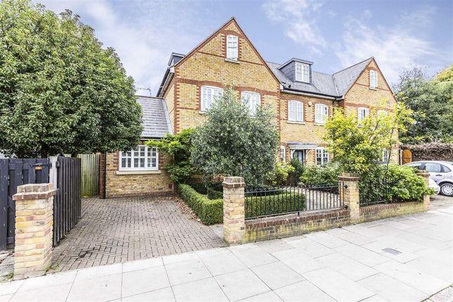 Thumbnail Terraced house for sale in Fifth Cross Road, Twickenham