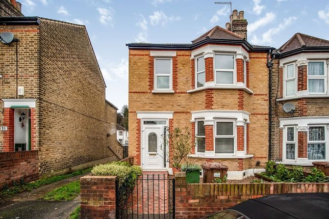 Thumbnail Terraced house to rent in Church Road, Erith