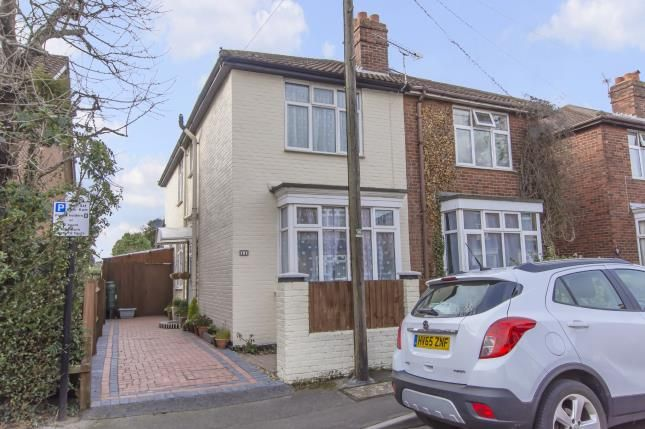 Thumbnail Semi-detached house for sale in Almond Road, Southampton