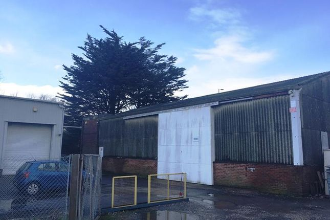 Thumbnail Light industrial for sale in Units 1 & 2 The Platers, Brockhampton Road, Havant