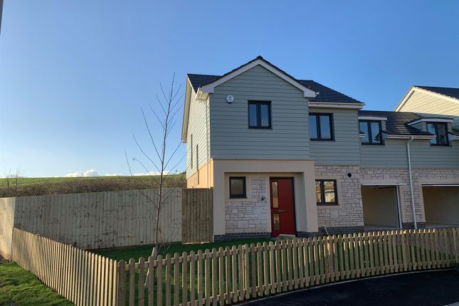 Thumbnail Semi-detached house for sale in Holzwickede Court, Weymouth