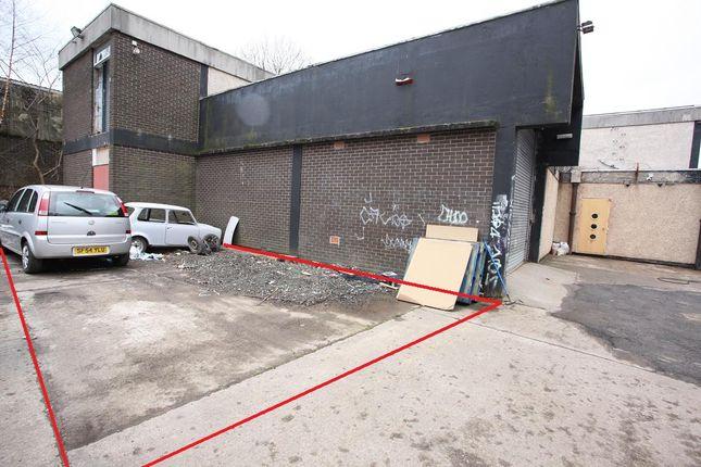 Parking/garage to let in Caledonia Street, Glasgow