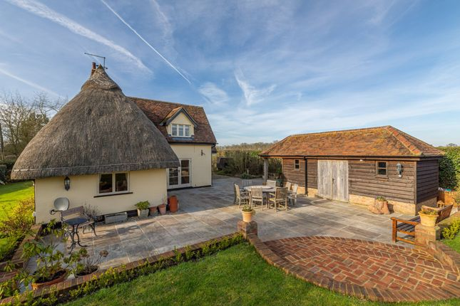 Thumbnail Detached house for sale in Upwick Green, Albury, Ware