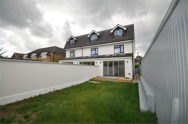 End terrace house for sale in Homefield Road, Walton-On-Thames, Surrey, Middlesex