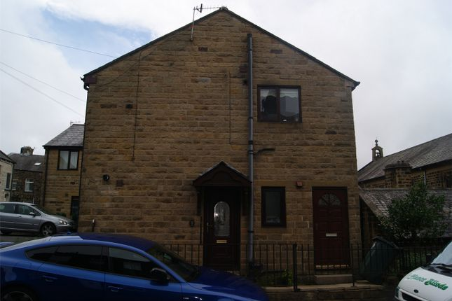 Thumbnail Flat for sale in Gordon Street, Crossroads, West Yorkshire