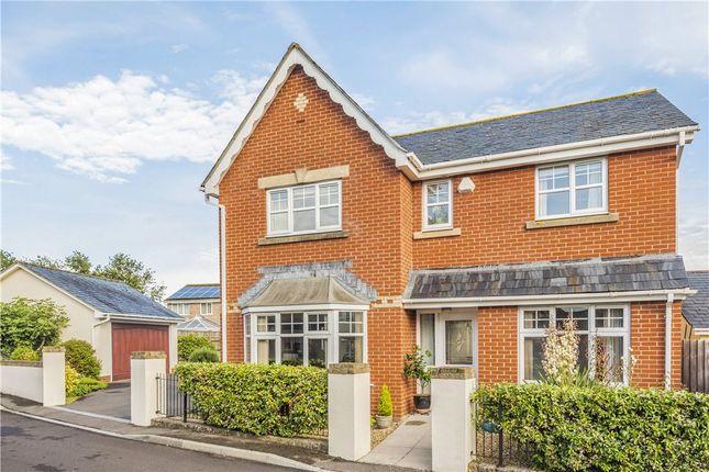 4 bed detached house for sale in Larks Meadow, Stalbridge, Sturminster Newton, Dorset DT10