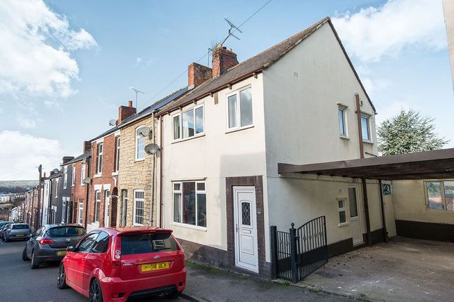 3 bed terraced house to rent in Hartington Road, Chesterfield