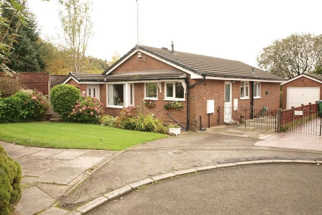 Thumbnail Bungalow for sale in 34 Tulip Grove, Shawclough, Rochdale