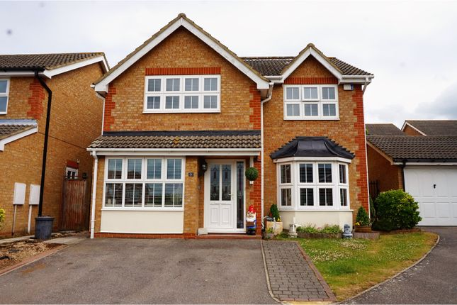 Thumbnail Detached house for sale in Calderwood, Gravesend