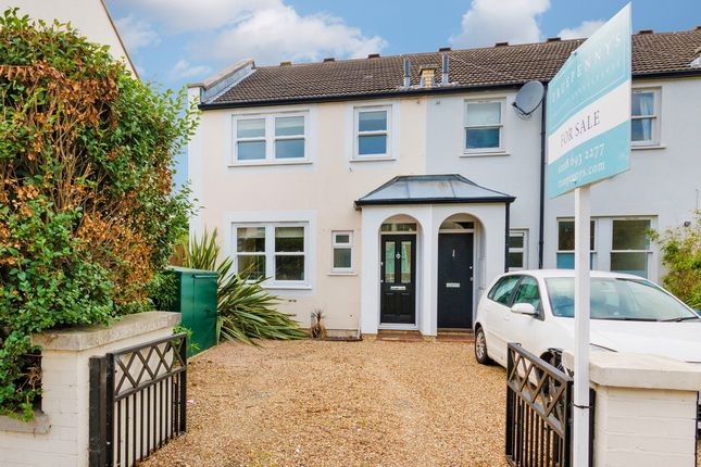 Thumbnail End terrace house for sale in Hindmans Road, East Dulwich