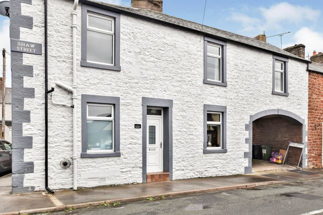 Thumbnail Terraced house for sale in Ellenborough Old Road, Maryport