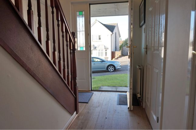 Entrance of Lawers Drive, Broughty Ferry, Dundee DD5