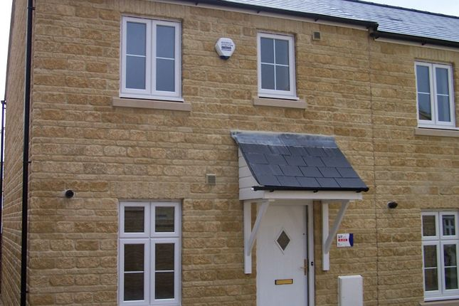 Thumbnail Semi-detached house to rent in Bathing Place Lane, Witney, Oxfordshire