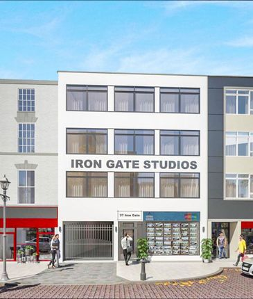 Thumbnail Flat for sale in Iron Gate, Derby