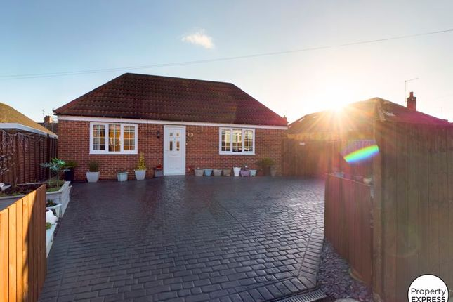 Thumbnail Detached bungalow for sale in Westfield Road, Normanby