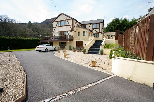 Thumbnail Detached house for sale in Park Lane, Taffs Well, Cardiff, Mid Glamorgan