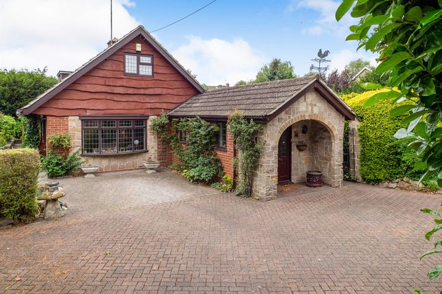 Thumbnail Detached bungalow for sale in Pack Horse Road, Melbourne, Derby