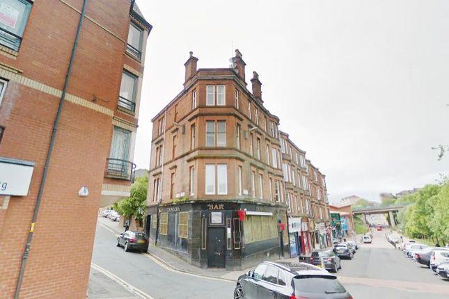 Thumbnail Flat for sale in 4, Carleston Street, Flat 2-2, Glasgow G211Ta