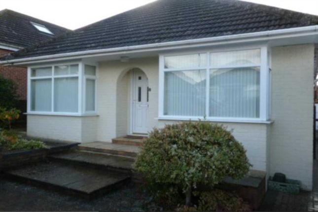 Thumbnail Bungalow to rent in Glenda Road, New Costessey, Norwich