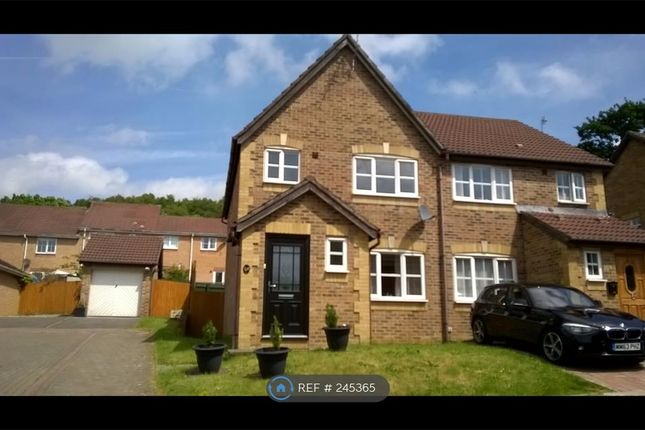 Thumbnail Semi-detached house to rent in Maes Y Pandy, Caerphilly