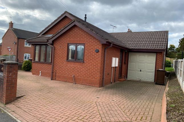 2 bed detached bungalow to rent in Parklands Road, Tean, Stoke-On-Trent ST10