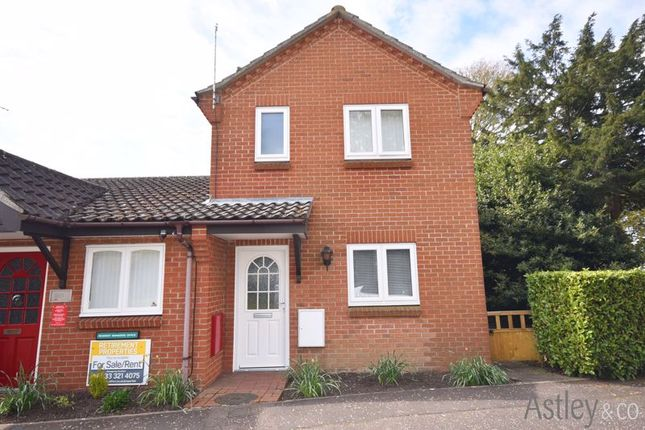 2 bed semi-detached house to rent in Catton Court, St. Faiths Road, Old Catton, Norwich NR6