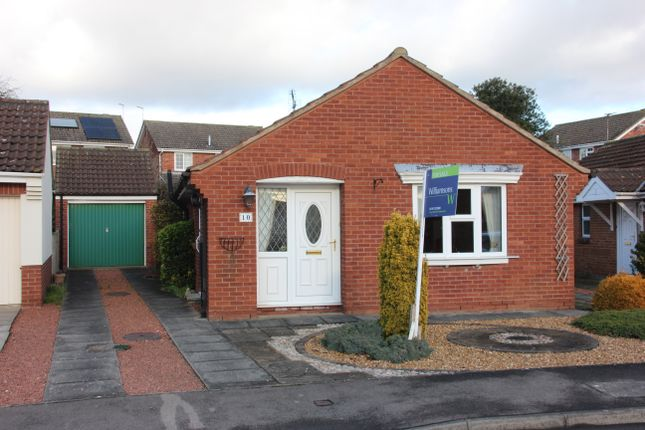 Thumbnail Detached bungalow for sale in Stonefield Avenue, Easingwold, York