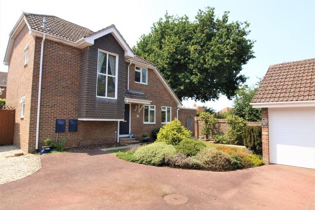 Thumbnail Detached house for sale in Spurway Park, Polegate