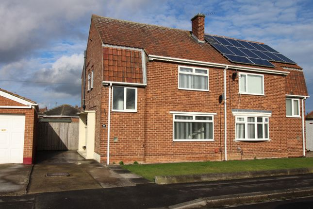 2 bed semi-detached house for sale in Corfe Crescent, Billingham TS23