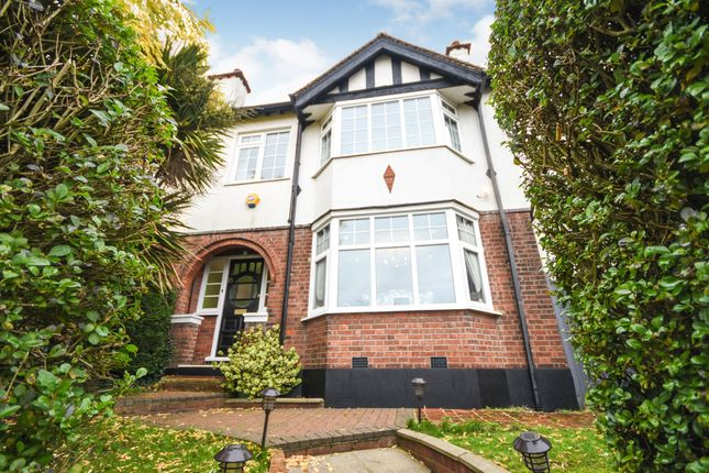 Thumbnail Semi-detached house for sale in Westbury Drive, Brentwood