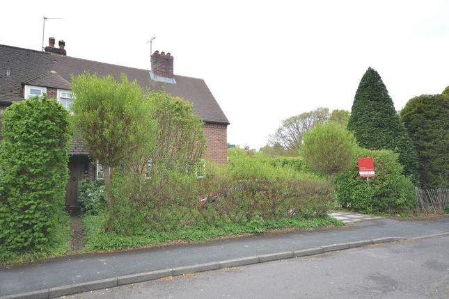 Thumbnail Semi-detached house to rent in Beech Hanger Road, Grayshott, Hindhead
