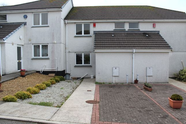 Thumbnail Terraced house to rent in 2 Silver Court, Forth Noweth, Redruth, Cornwall