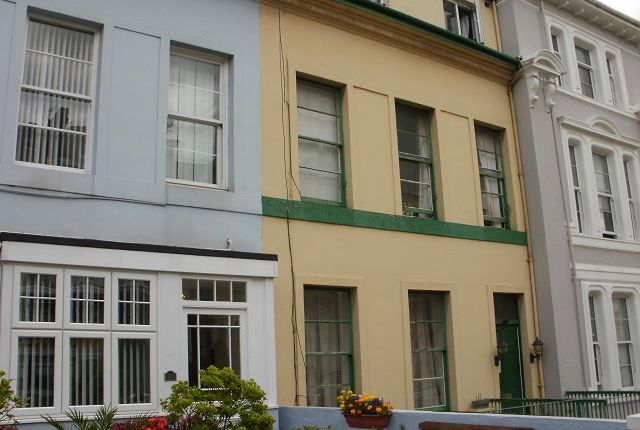 Thumbnail Terraced house for sale in Belgrave Road, Torquay, Devon