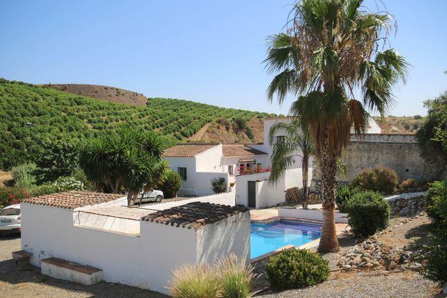 Thumbnail Detached house for sale in Casarabonela, Málaga, Andalusia, Spain
