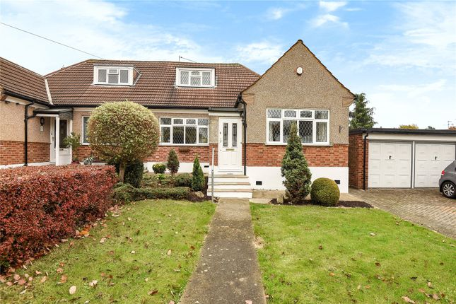 2 bed semi-detached bungalow for sale in Highfield Avenue, Pinner, Middlesex