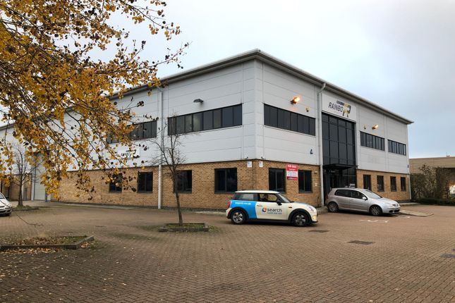 Thumbnail Warehouse to let in Napier Way, Crawley