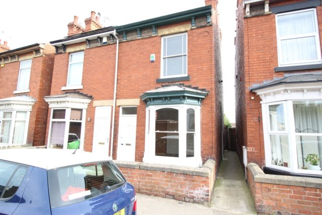 2 bed semi-detached house for sale in Priorswell Road, Worksop