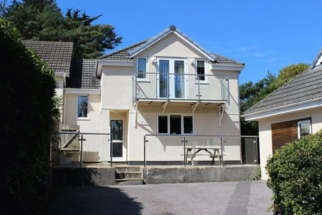 Thumbnail Semi-detached house for sale in Sea Road, Carlyon Bay, St Austell