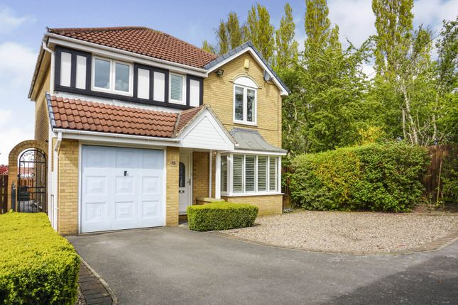 4 bed detached house for sale in Millcroft Rise, Lofthouse, Wakefield WF3