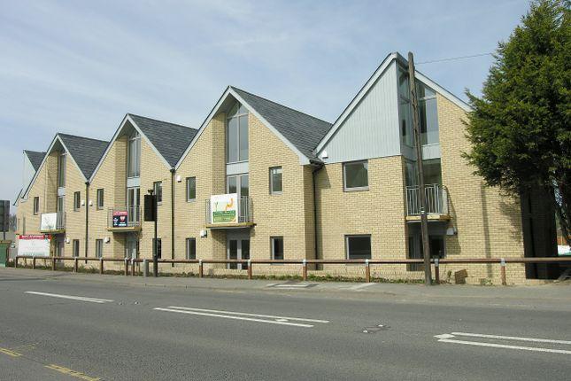Thumbnail Flat for sale in Flint Court, Linton, Cambridge