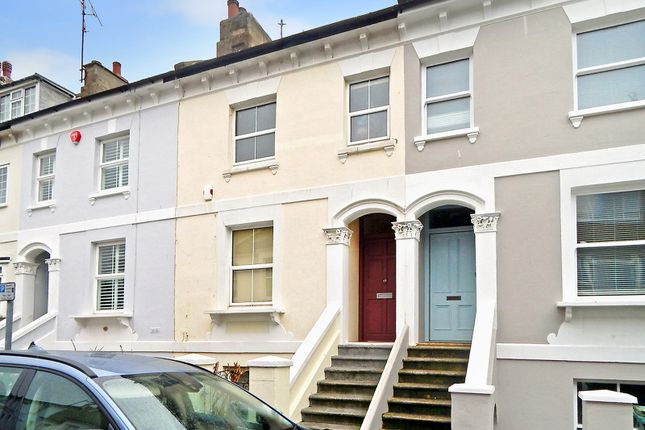 Thumbnail Terraced house to rent in York Road, Eastbourne