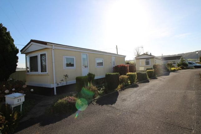 Thumbnail Bungalow for sale in Ivy House Park, Henlade, Taunton