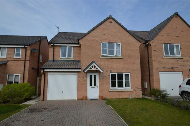 Thumbnail Detached house for sale in Miskin Close, Hornsea, East Yorkshire
