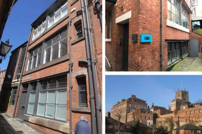 Thumbnail Office for sale in 52A High Pavement, The Lace Market, Nottingham