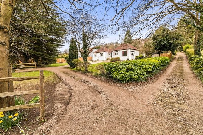 Thumbnail Bungalow for sale in Parkwood Knatts Valley Road, Knatts Valley, Sevenoaks