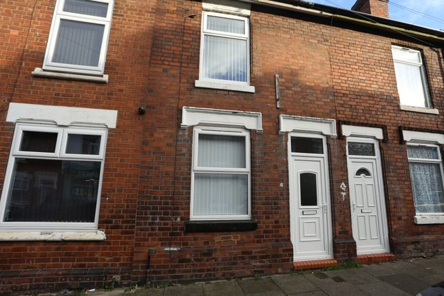 Thumbnail Terraced house to rent in Furnace Road, Normacot