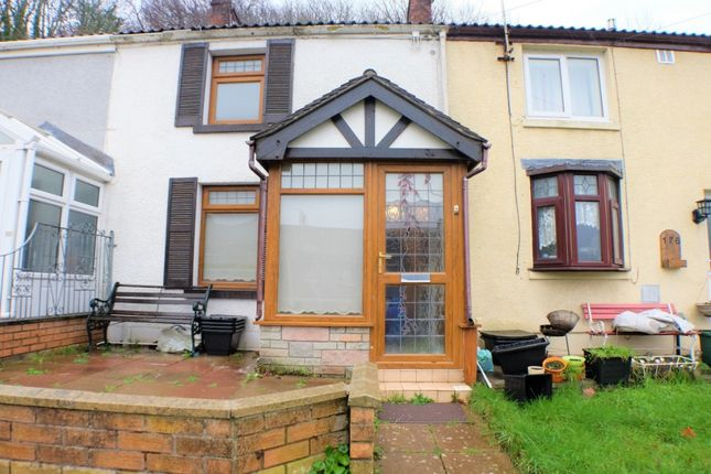 2 bed terraced house to rent in Neath Road, Briton Ferry, Neath SA11