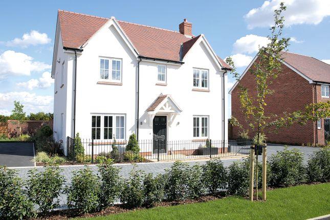 "Thumbnail Detached house for sale in ""The Leverton"" at Norton Road, Thurston, Bury St. Edmunds"