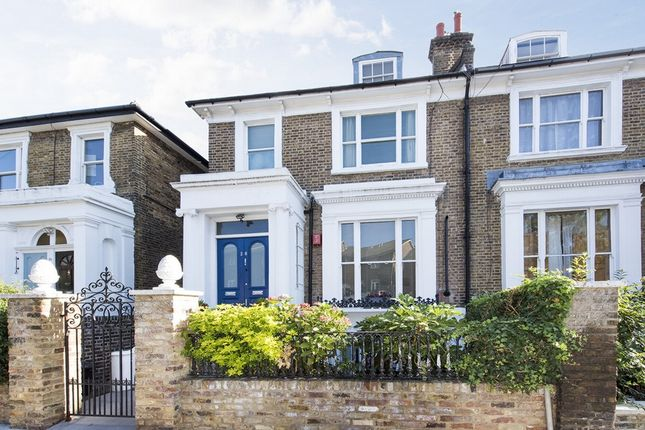 Thumbnail Semi-detached house for sale in West End Lane, London