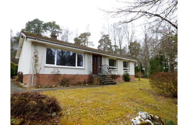 Thumbnail Bungalow for sale in Rannoch, Pitlochry